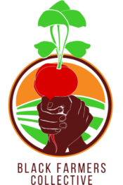 black farmers collective logo